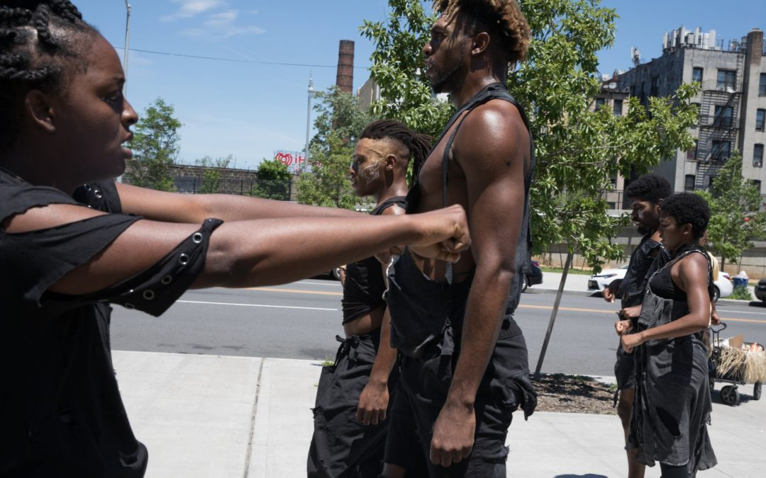NYT: On 125th Street, Dancing Toward Freedom