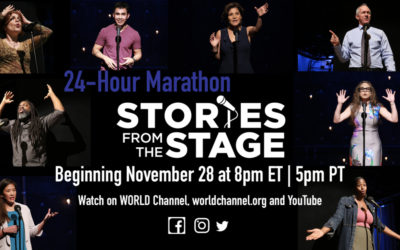 NY Carib News: Spend Thanksgiving weekend with 'Stories from the Stage'